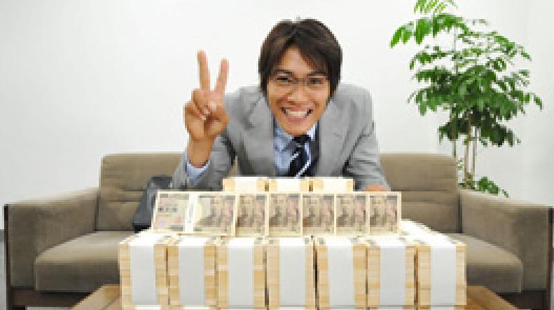 ロト6で3億2千万円当てた男