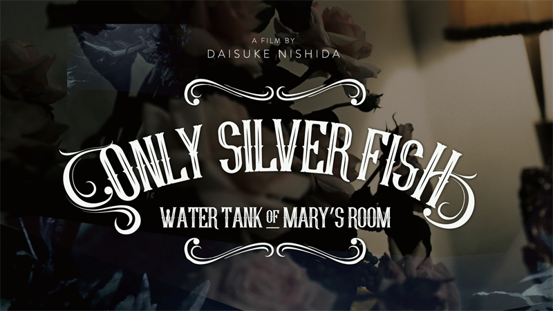 ONLY SILVER FISH -WATER TANK OF MARY'S ROOM-